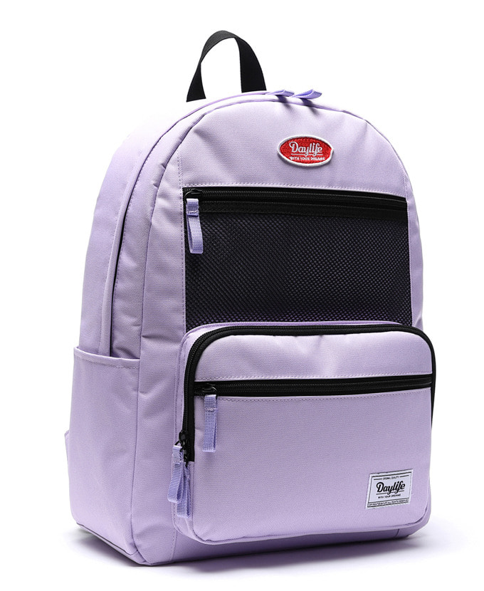 DAYLIFE LAYER BACKPACK (PURPLE)