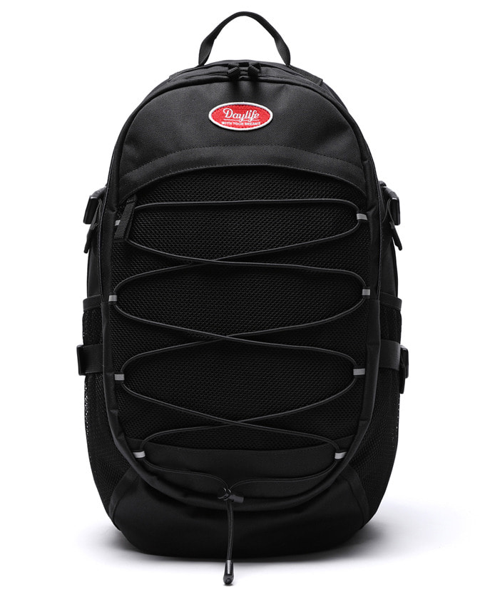 DAYLIFE AIR STRING BACKPACK(BLACK)