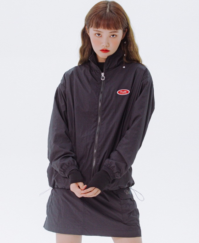 [20FW NEW]DAYLIFE REFLECTIVE JACKET (BLACK)