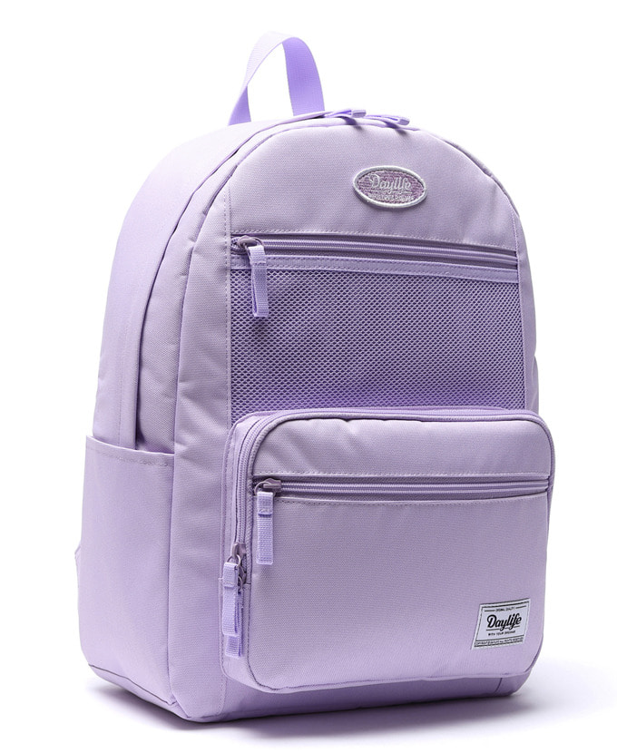 DAYLIFE LAYER BACKPACK(ALL PURPLE)